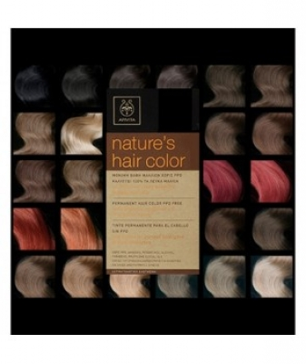 Nature's Hair Color 1.0 Μαύρο