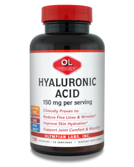 Olympian Labs Hyaluronic Acid 150mg 100caps Olympian Labs