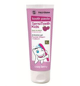 Frezyderm SensiTeeth Kids Tooth Paste 500 ppm 50 ml