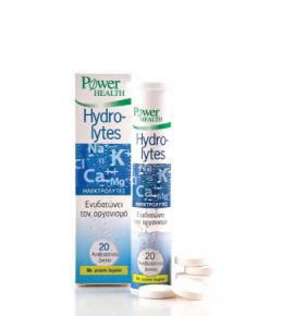 Power Health Hydrolytes, eff tabl 20's