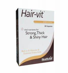 Health Aid HairVit™ 30 caps-blister