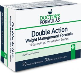 Doctor's Formulas Double Action, 60 caps