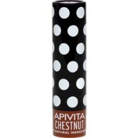 Apivita Lip Care Chestnut Tinted 4.4 gr