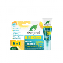 Dr. Organic Tea Tree Treatment Gel 5 in 1 10 ml