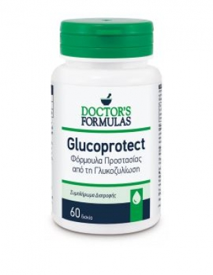Doctor's Formulas Glucoprotect 60tabs