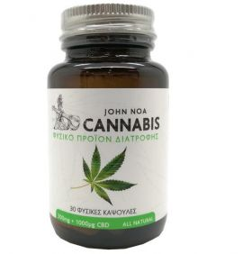 John Noas Cannabis 300mg+1000mg 30caps