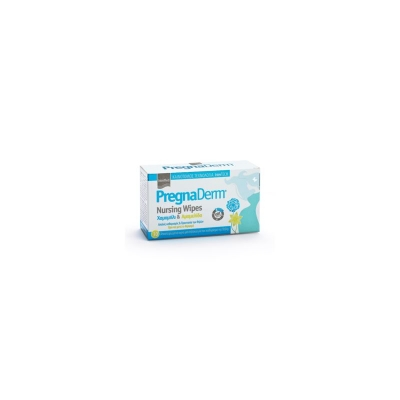 Intermed Pregnaderm Nursing Wipes 30τμχ