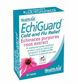 Health Aid EchiGuard extract root 1000mg 30 tabs