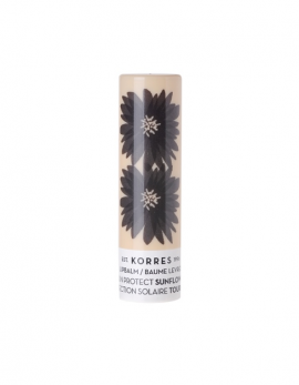 Korres Lipbalm Sun Protect Sunflower Stick με Ηλίανθο, 5ml