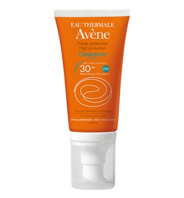 Avene Cleanance Solaire High Protection SPF 30, 50ml