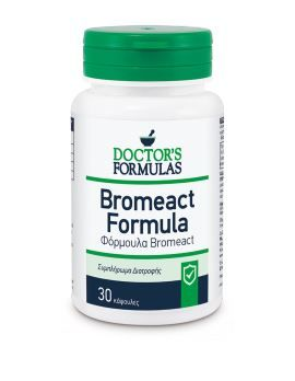 Doctor's Formulas Bromeact 30caps