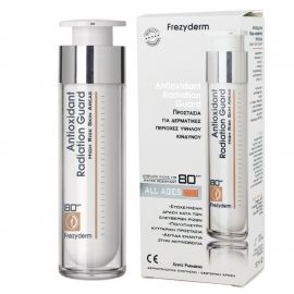 FREZYDERM - Antioxidant Radiation Guard SPF80 - 50ml