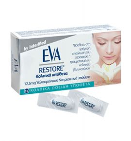 Eva Restore Ovules 10 κολπικά υπόθετα