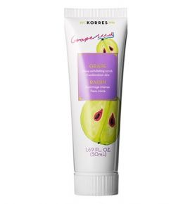 Korres Grape Deep Exfoliating 18ml