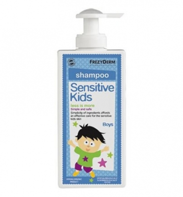 Frezyderm Sensitive Kids Shampoo for Boys 200 ml
