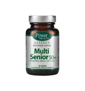 Power Health Platinum Multi Senior 50+ 30s