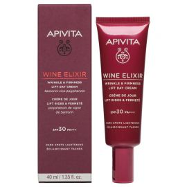 Apivita Wine Elixir Wrinkle & Firmness Lift Day Cream SPF30 40ml