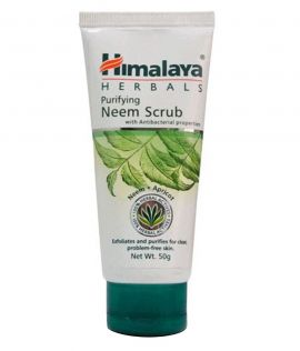 Himalaya Purifying Neem Scrub 75ml