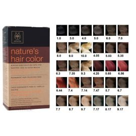 Apivita Nature's Hair Color 7.7 Ξανθό Μπεζ