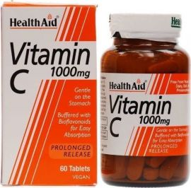 Health Aid Vitamin C 1000mg Prolonged Release Tablets 60tb