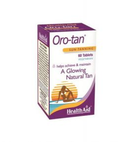 Health Aid Oro-tan 60tabs
