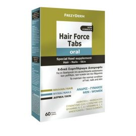 Frezyderm Hair Force Tabs Oral 60 tablets