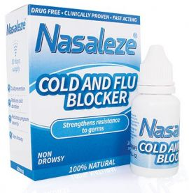 Inpa Nasaleze Cold & Flu Blocker 800mg