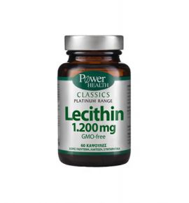 Power Health Platinum Lecithin 1.200mg, 60s