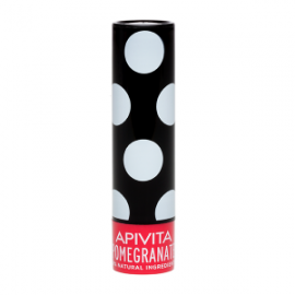 Apivita Lip Care Pomegranate Tinted 4.4 gr