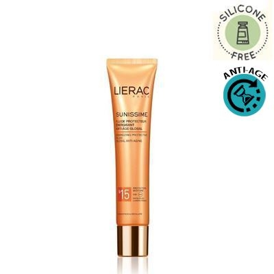 Lierac Sunissime Energizing Protective Fluid Global Anti Aging SPF15 40ml