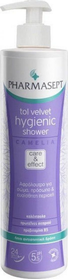 PharmaLead Hygienic Shower Camelia 500ml