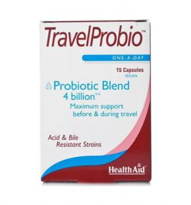 Health Aid TravelProbio 15 caps