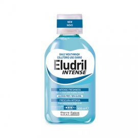 Elgydium Eludril Intense Freshness Alcohol-Free Mouthwash 500ml