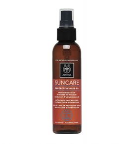 Apivita Suncare Protective Hair Oil 150ml