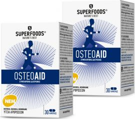 SuperFoods Osteoaid 30 Κάψουλες 1x2