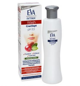 Eva Intima Wash Cransept 250ml