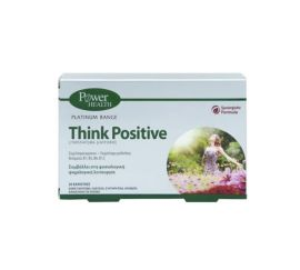 Power Health Classics Platinum Think Positive 30 Caps