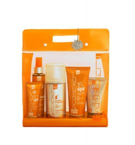 InterMed Luxurious Sun Care Low-Medium Protection Pack 5τεμ