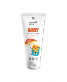Panthenol Extra Baby Sun Care Lotion Spf50 200ml
