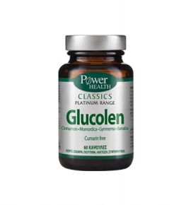 Power Health Platinum Glucolen 60caps