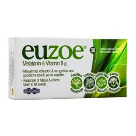 Uni-pharma Euzoe Melatonin & Vitamin B12