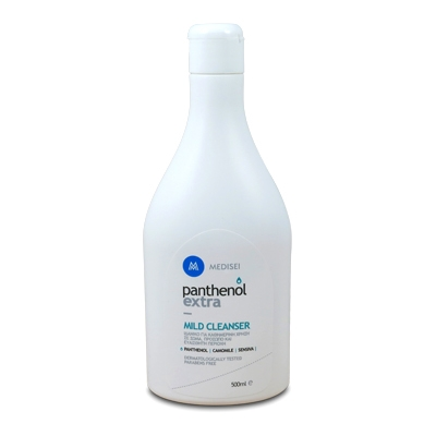 Panthenol Extra Mild Cleanser, 500 ml