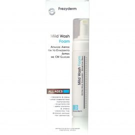 Frezyderm Mild Wash Foam 150 ml