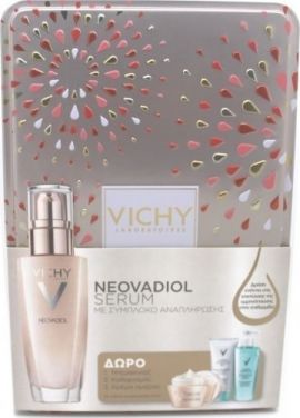 Vichy Neovadiol Serum 30ml & Δώρο Purete Thermale 3 in1 15ml & Purete Thermale Fresh Gel 15ml & Neovadiol Cream Normal/ Combination Skin 15ml