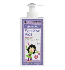Frezyderm Sensitive Kids Shampoo for Girls 200 ml