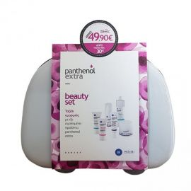 Panthenol Extra Extra Beauty Set Λευκό