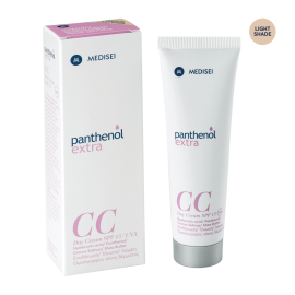 Panthenol Extra CC Day Cream Spf15 Light Shade 50ml