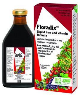 Power Health Floradix, 250 ml