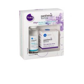 Panthenol Face and Eye Cream 50ml & Micellar True Cleanser 3 In 1 100ml