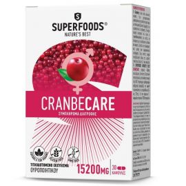 Superfoods Cranbecare 15200mg , 30caps